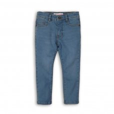 BW JEAN 4: Boys Light Blue Skinny Jean (9 Months-3 Years)