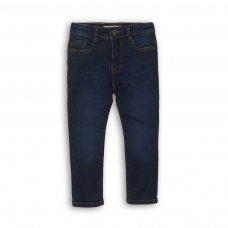 BW JEAN 5: Boys Indigo Skinny Jean (9 Months-3 Years)