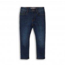 BW JEAN 9P: Boys Dark Blue Skinny Jean (8-13 Years)