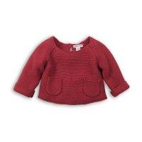 Birdcage 3P: Reverse Knit Swing Jumper (12-24 Months)