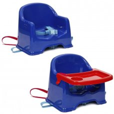Booster Seat with Tray (6 Months +)