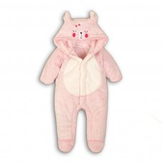Bunny 11: Soft Fur Snowsuit (0-12 Months)
