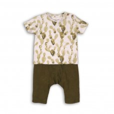 Cactus 6: All Over Print T-Shirt And Jersey Pant (0-12 Months)