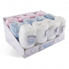 CBP62-DP: Cellular Cotton Roll Blanket (Display Box)