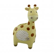 CG1254: Noah's Ark Resin Money Bank - Giraffe