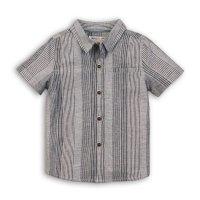 Club 1: Horizontal Striped Shirt (9 Months-3 Years)