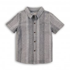 Club 1: Horizontal Striped Shirt (9 Months-3 Years)