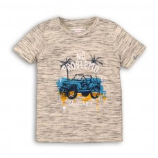 Crusader 5P: No Problemo Space Dye T-Shirt (3-8 Years)