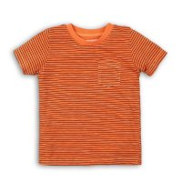 Crusader 9: Slub Garment Dyed Yarn Dyed T-Shirt (9 Months-3 Years)