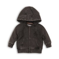 Camo 4P: Hooded Zip Through Jacket (12-24 Months)