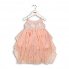 Circus 11: Sequin Dress With Layered Skirt (9 Months-3 Years)