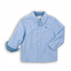 Dept 2: Oxford Shirt (9 Months-3 Years)