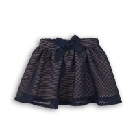 Dress Up 5: Organza Striped Skirt  (0-12 Months)