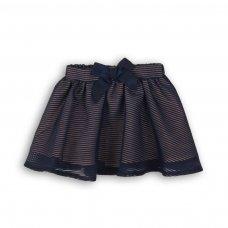 Dress Up 5: Organza Striped Skirt  (0-12 Months)