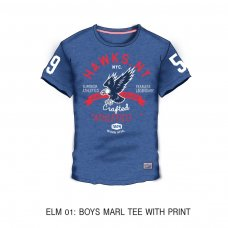 Elm 1: Marl Tee (3-8 Years)