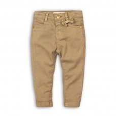 Enchanted 5: Woven Pant With Bow (9 Months-3 Years)