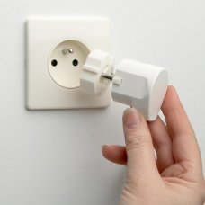 EU style Plug Socket Covers (6 Pack)