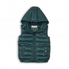 Expo 6P: Nylon Padded Gilet (8-13 Years)