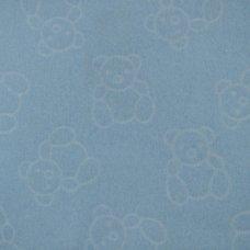 FBP05-BP-B: Embossed Baby Wraps (Bulk Pack - Blue)