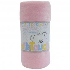 FBP05-BP-P: Embossed Baby Wraps (Bulk Pack - Pink)