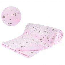 FBP192-P: Pink Mink Wrap w/Print