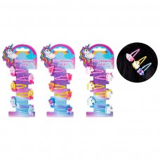 FN8509: 6 Pack Hair Clips