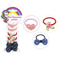 FN8510: 6 Pack Hair Ties