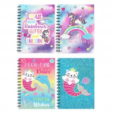 FN8513: 120 Pages Unicorn Notebook