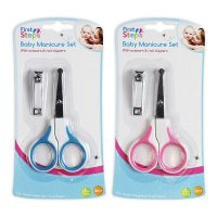 FS229: Baby Manicure Set Scissors & Clippers