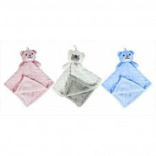 FS471: Soft Double Sided Baby Comforter Blanket