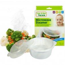 FS516: Microwave Steamer