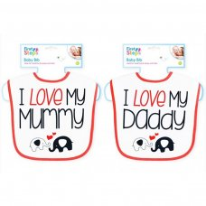 FS553: Baby Bib 2/Assorted