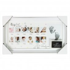 FS599: Hand & Foot Print Photo Frame
