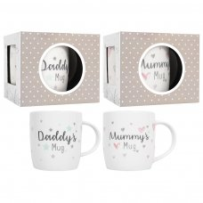 FS606: Mummy's & Daddy's 12 Oz Gift Mug