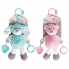 FS622: Plush Attachable Toy