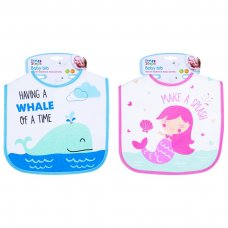 FS636: Baby Bib 2/Assorted