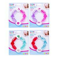 FS656: Water Filled Soft Teether Ring