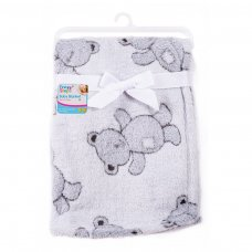 FS718: Supersoft Teddy Fleece Baby Blanket