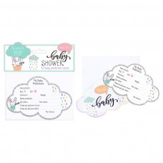FS801: Baby Shower 12 Pack Prediction Game