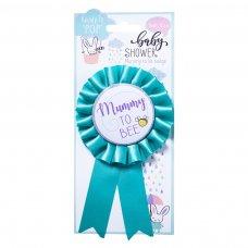 FS803: Baby Shower Mummy To Bee Badge