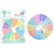 FS806: Baby Shower Spin The Bottle Game