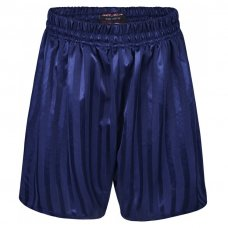 Kids Shadow Stripe PE Shorts - Navy