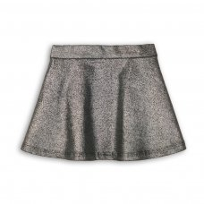 Frosted 12: Foil Print Stretch Skirt (3-8 Years)