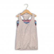 Glasto 2: Double Layered Vest & Bandeau (3-8 Years)