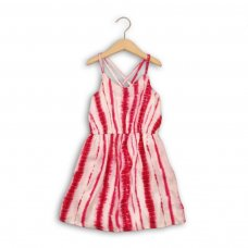 Glasto 4: Viscose Jersey Tie Dye Dress (3-8 Years)