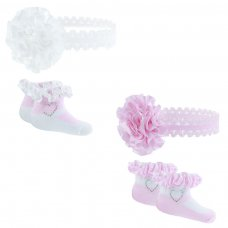 GS45: Headband & Sock Set