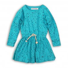 GW DRESS 7: Girls Ao Star Print Dress (9 Months-3 Years)