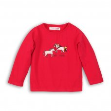 GW LTEE 10: Girls Best Friends Long Sleeve Top (9 Months-3 Years)