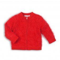 Gang 8P: Feather Knit Bomber Cardigan (3-8 Years)