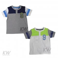 Green 1: Cut & Sew Granded Tee (1-3 Years)